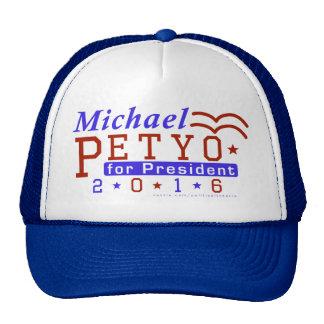 Michael Petyo President 2016 Election Republican Cap