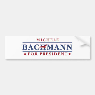 Michele Bachmann 2012 Bumper Sticker