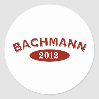Michele Bachmann Arc 2012 Round Sticker