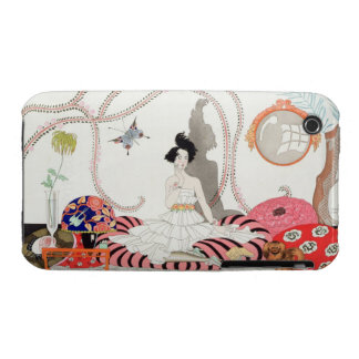 Midnight! or The Fashionable Apartment, 1920 (poch iPhone 3 Cases