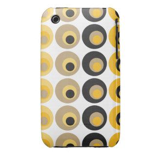 Milano Fashion polka dots iPhone case