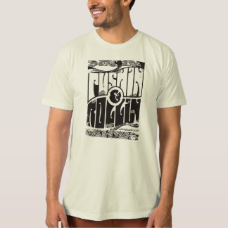 Mile High Surf Co. Pushin' & Rollin' Tshirt