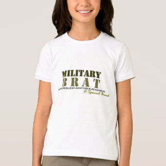 Military Brat-Special Breed Shirt