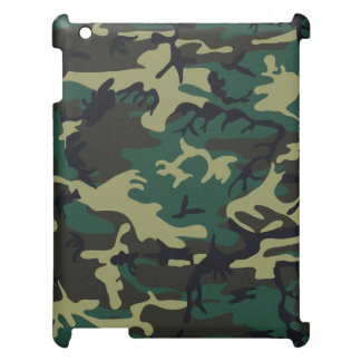 Military Camouflage iPad Covers