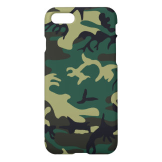 Military Camouflage iPhone 7 Case