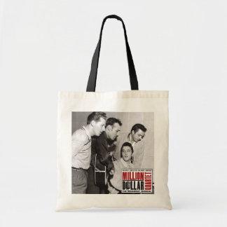 Million Dollar Quartet Photo Budget Tote Bag