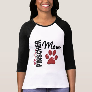 Miniature Pinscher Mom 2 Tees