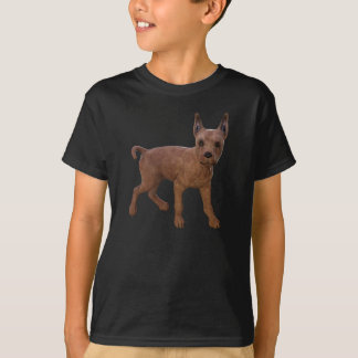 MINIATURE PINSCHER Puppy Dog Shirt