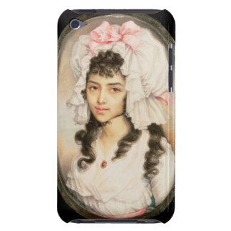 Miniature Portrait of a Girl Barely There iPod Case