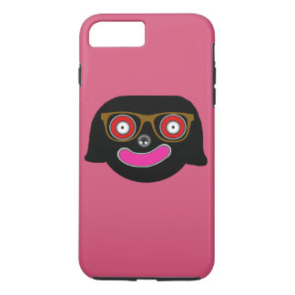 miss smiley face with glasses iPhone 7 Plus iPhone 7 Plus Case