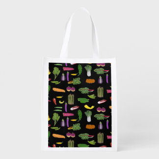 Mixed Veggies Bag for Gardener Vegetarian Vegan