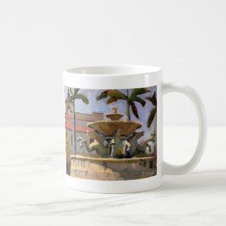 Mizner Memorial Fountain mug