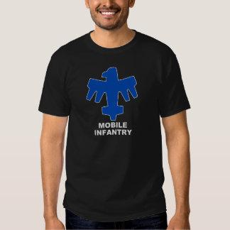 Mobile Infantry Eagle II Shirts