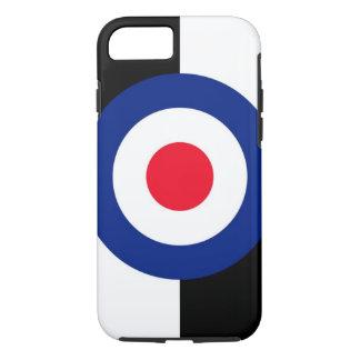 Mod Target Roundel Classic iPhone 7 Case
