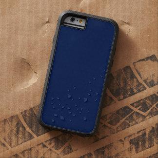 Modern Customizable Royal Navy Blue, Tough Xtreme iPhone 6 Case