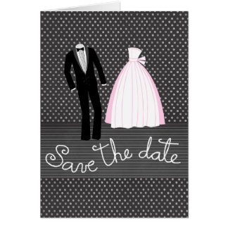 Modern Save the Date Cards