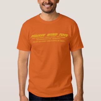 Mojave Wind Toys Shirts