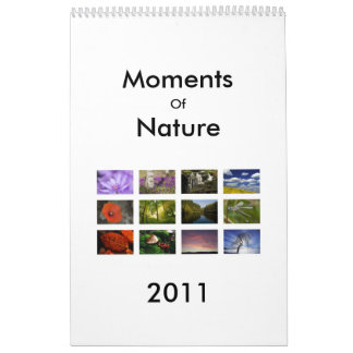 Moments Of Nature Wall Calendars