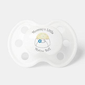 Mommy's Little Matzo Pacifier