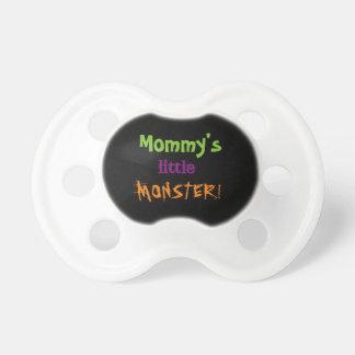 Mommy's little Monster Halloween Pacifier