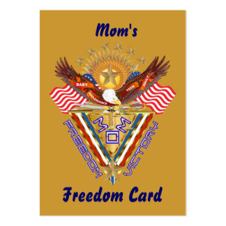 Mom's Free Pass Card View About Design Pack Of Chubby Business Cards