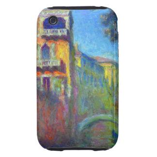 Monet - Rio Della Salute Tough iPhone 3 Covers