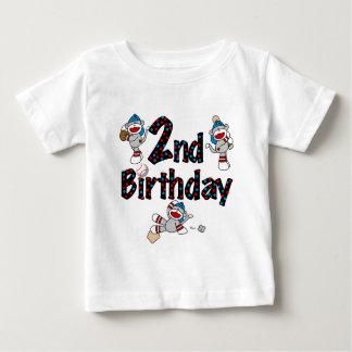 Monkey Baseball 2nd Birthday Tshirts and Gifts