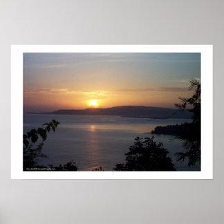 Montego Bay Sunrise Poster