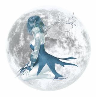 Moon Fairy Photo Sculpture