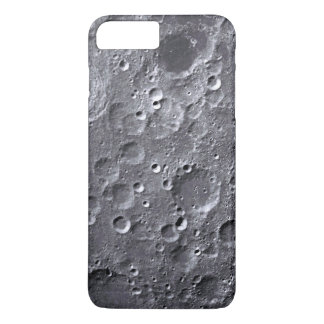 Moon surface iPhone 7 plus case