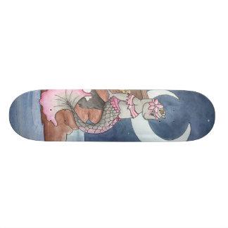 Moonlit Hoard 19.7 Cm Skateboard Deck