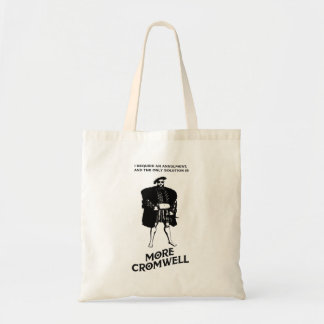 More Cromwell! Budget Tote Bag