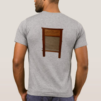 More Washboard T-Shirt with Woogie Board