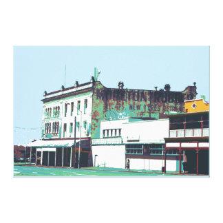 Moreton Rubber Works #1 Canvas Print