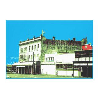 Moreton Rubber Works #28 Canvas Prints