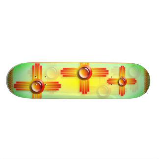 Morning Sun Skateboard