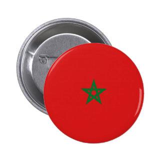 Morocco Fisheye Flag Button