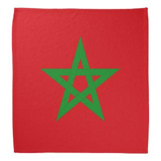 Morocco Flag Kerchiefs