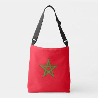 Morocco Flag Tote Bag