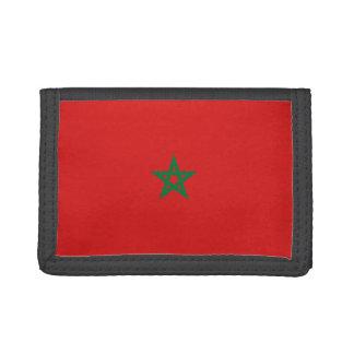 Morocco Flag Wallet