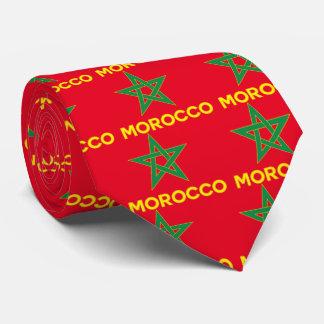 Morocco - Moroccan Flag Tie