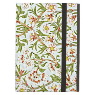Morris - Delicate Floral Blossom Pattern iPad Air Covers
