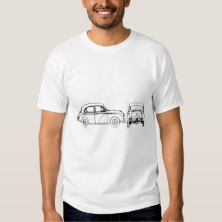 Morris Minor Tshirt