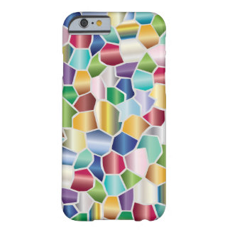 Mosaic Stain Glass Design Barely There iPhone 6 Case