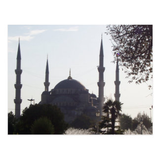 Mosque Minarets and more Postcard