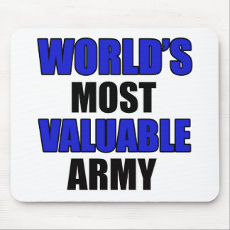 most valuable Army Mouse Pad