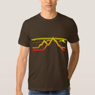 Mountains T Shirt