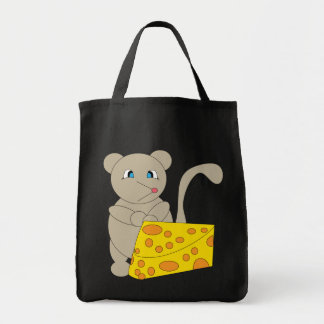 Mouse and Cheese Bag