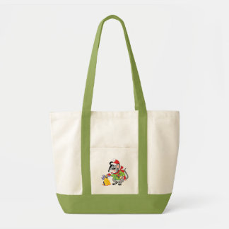 Mouse, Cheese, Merry Christmas Impulse Tote Bag