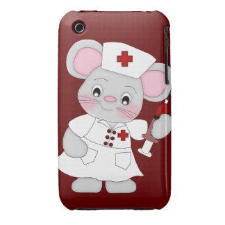 Mouse Nurse Case Cover
